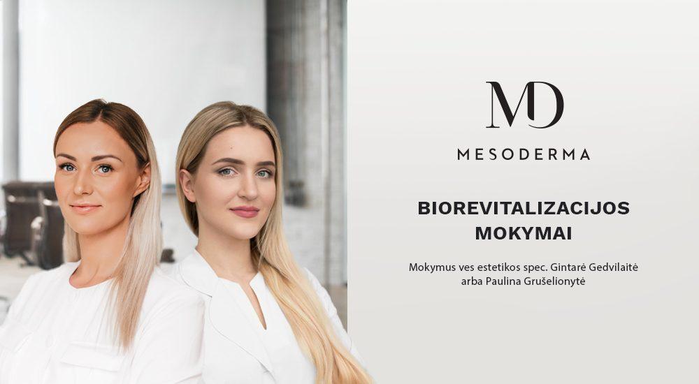 Biorevitalizacija-mokymai-mesoderma