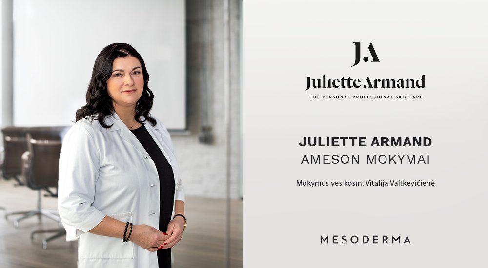 juliette armand-ameson-mokymai-mesoderma